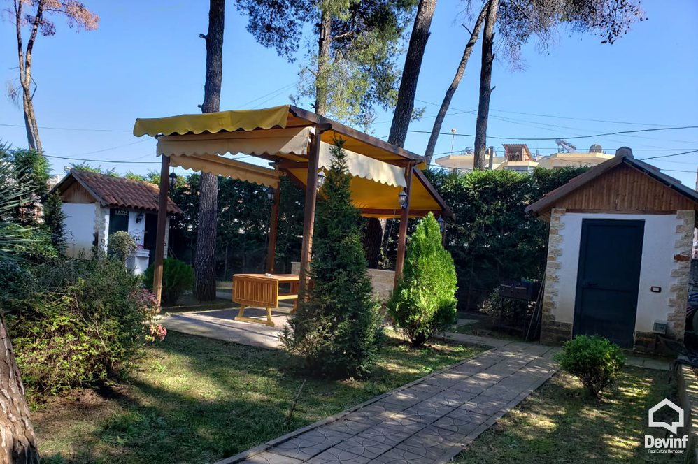 Villa For Sale in Durres 2 bedrooms + livingroom + kitchenette - Albania Real Estate