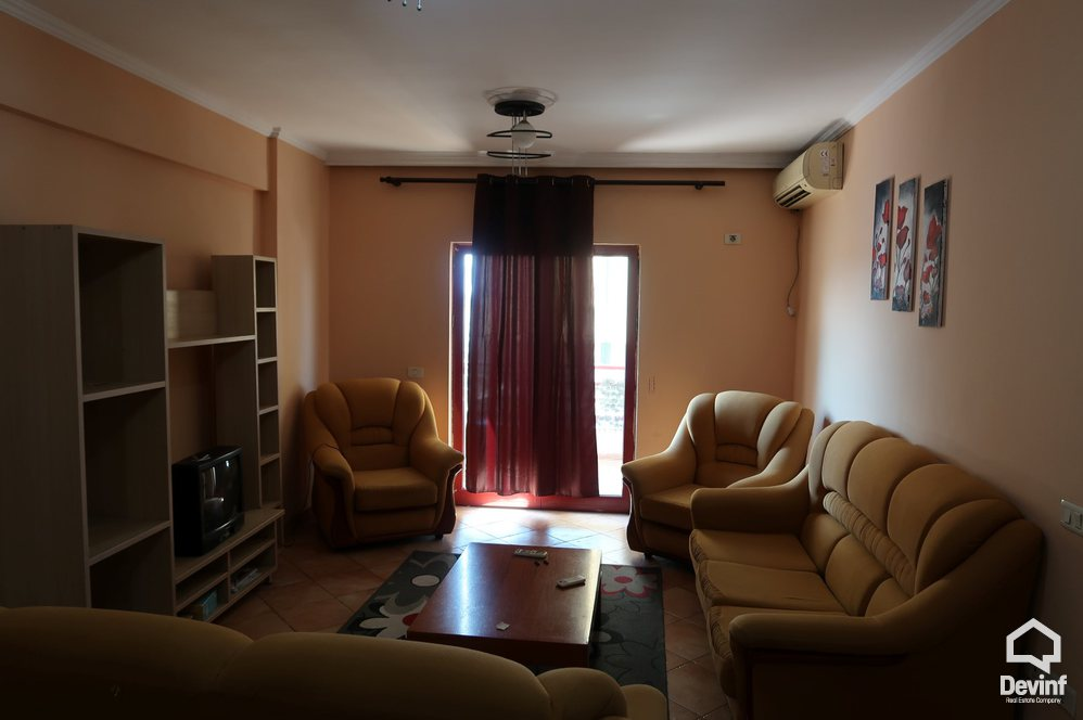 Ne Shitje Apartment 2 bedrooms + livingroom + kitchenette Kavaja Road Tirane