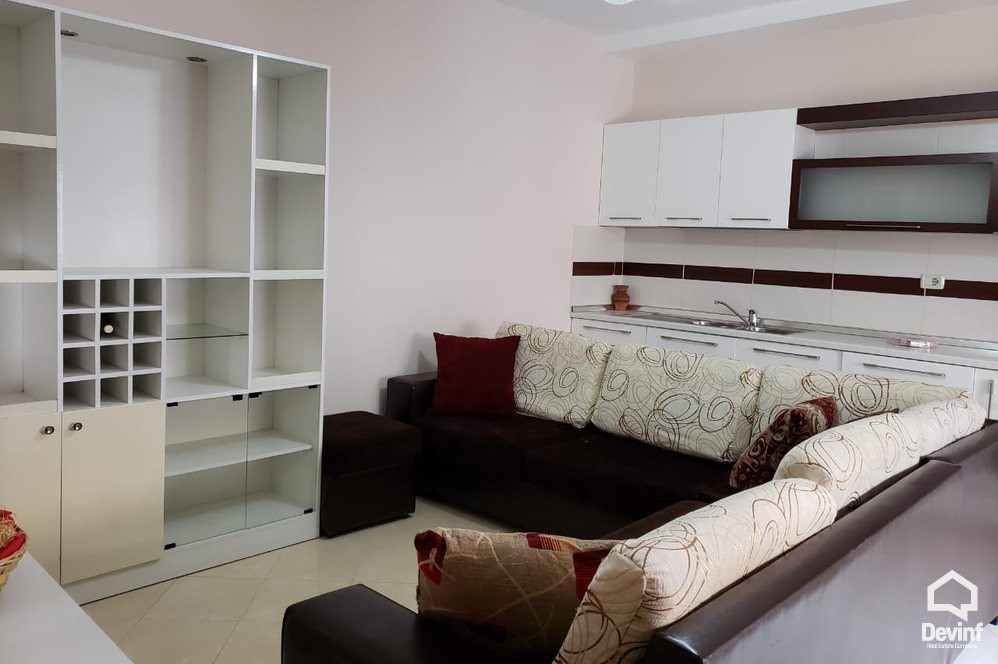 Ne Shitje Apartment 2 bedrooms + livingroom + kitchenette 5 Maj Road Tirane