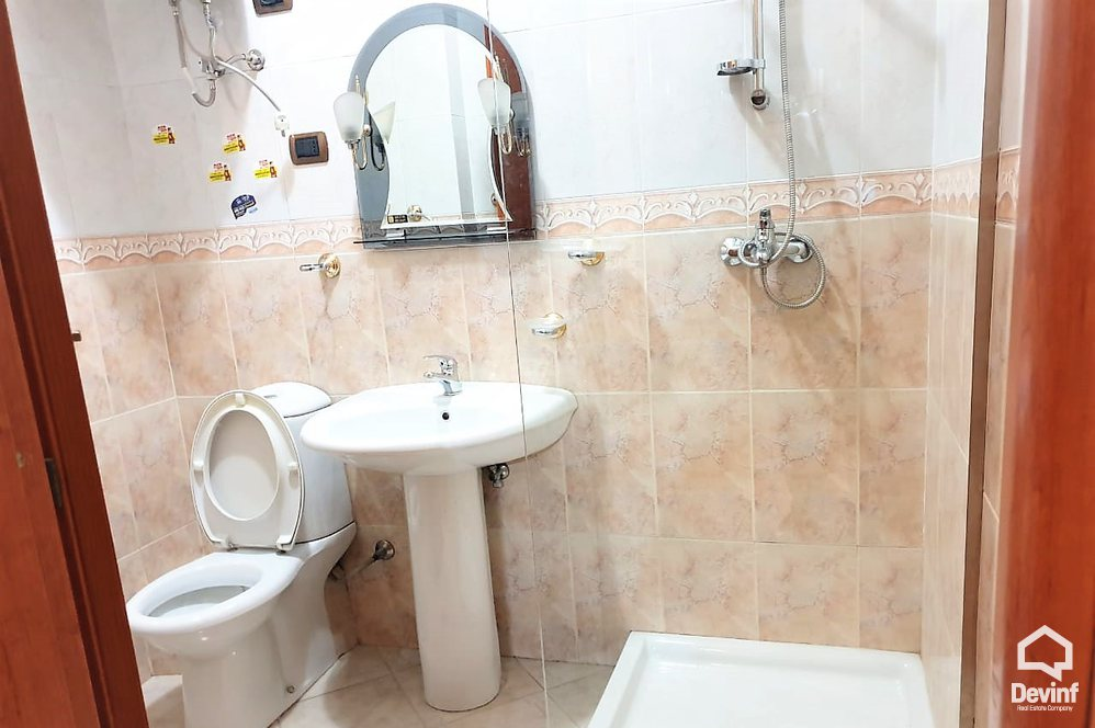 Apartment For Sale Apartment in former Blloku Area Tirane Albania - 3 bedrooms + livingroom + kitchenette