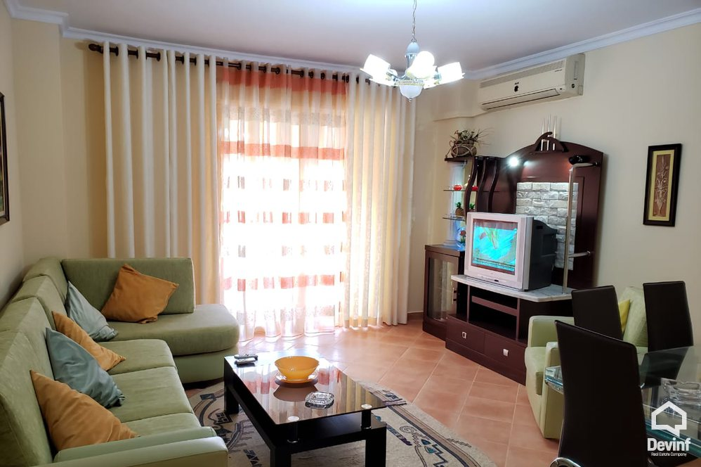 Apartment For Rent Durres Street, close to the center of Tirana Tirane Albania - 2 bedrooms + livingroom + kitchen