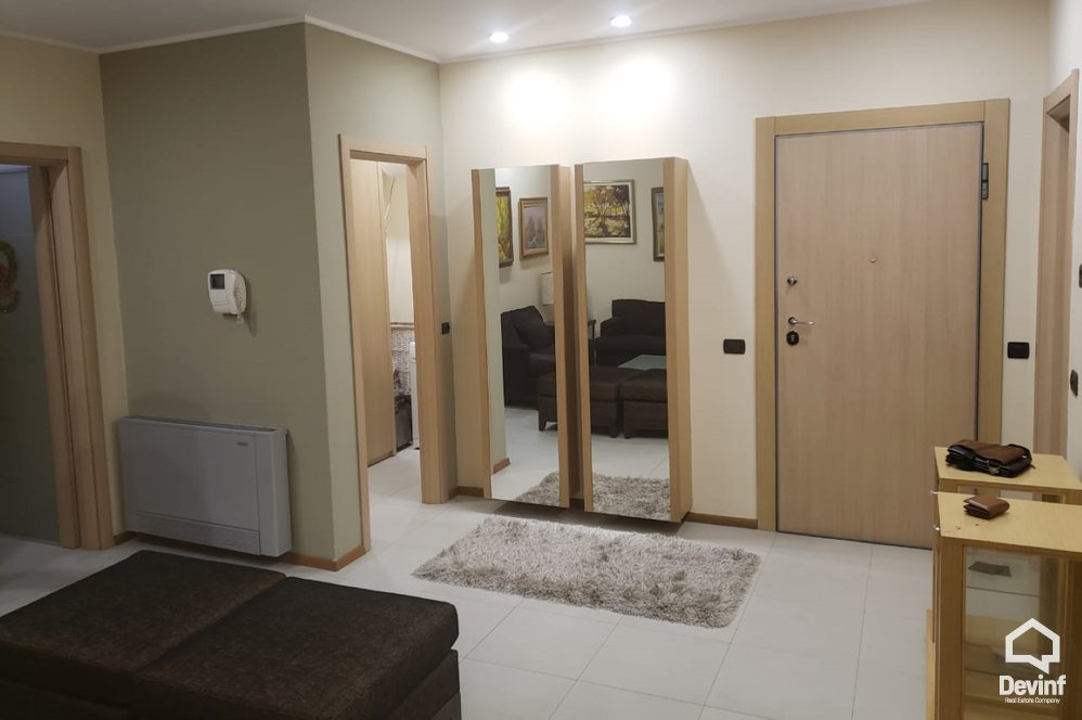 Apartment For Rent Apartment close to the Academy of Fine Arts-Tirane Albania - 2 bedrooms + livingroom + kitchenette