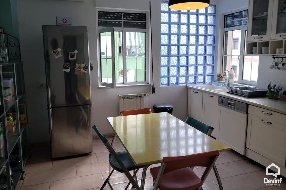 Apartment For Rent Duplex apartment located in Blloku area Tirane Albania - 3 beds + livingroom + kitchen