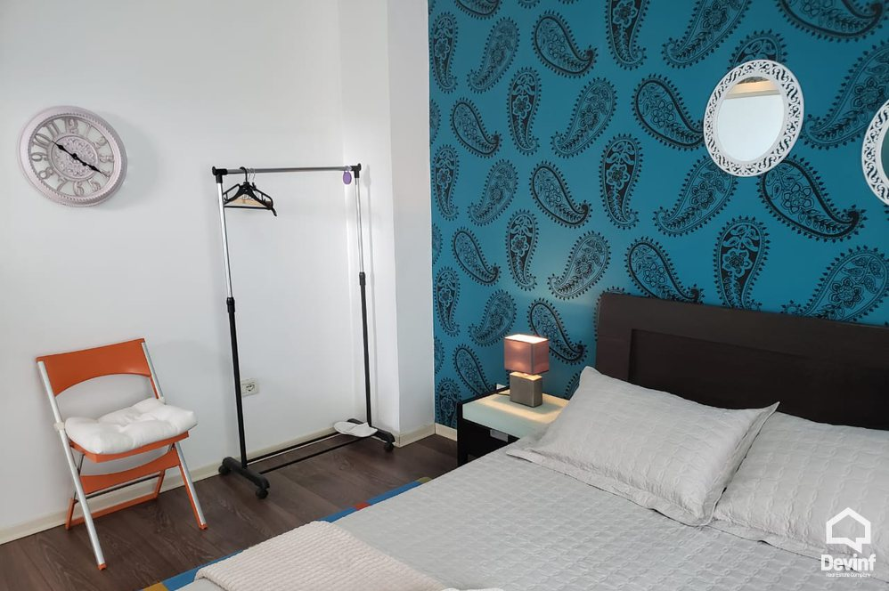 Apartment For Rent Duplex apartment located in Blloku area-Tirane Albania - 3 beds + livingroom + kitchen