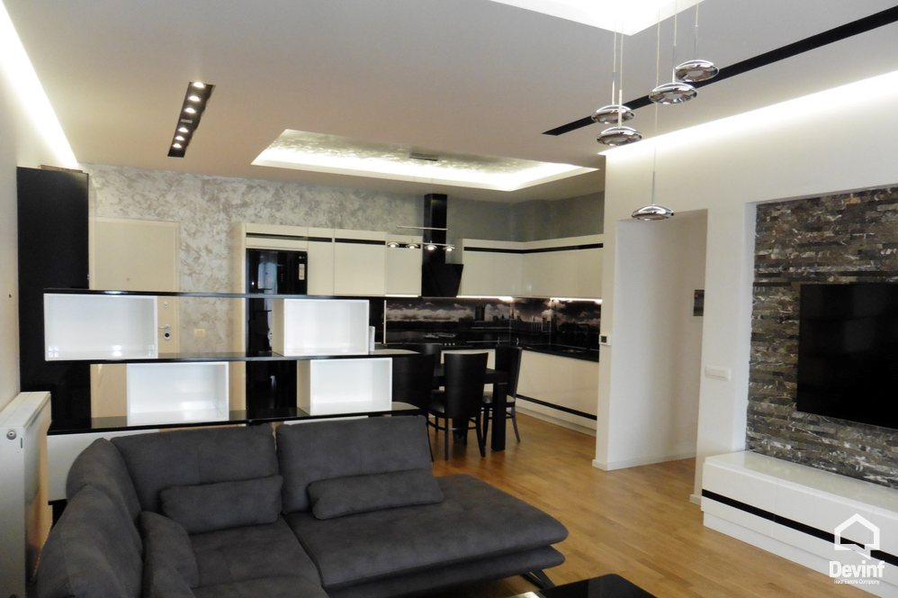 Apartment For Sale Apartment close to Botanical Garden-Tirane Albania - 2 bedrooms + livingroom + kitchenette