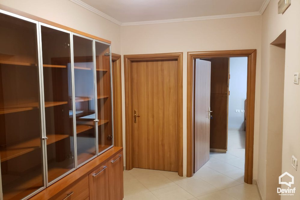 Apartment For Rent Apartment in Fortuzi Street-Tirane Albania - 3 bedrooms + livingroom + kitchenette