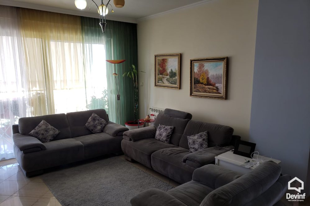 Apartment For Rent Near the Wilson Square-Tirane Albania - 2 bedrooms + livingroom + kitchenette