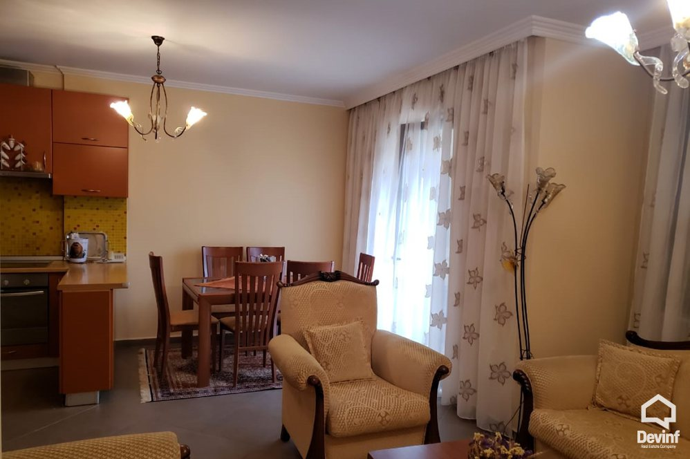 Apartment For Rent In the center of Tirana-Tirane Albania - 3 beds + livingroom + kitchen