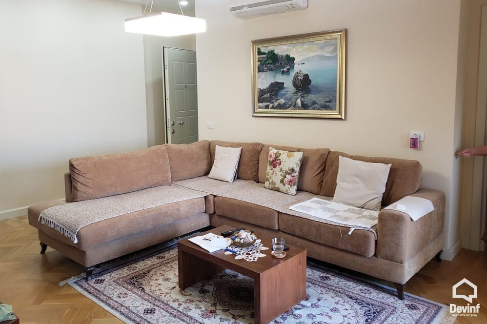 Apartment For Rent Close to the New Bazzar area-Tirane Albania - 3 bedrooms + livingroom + kitchenette