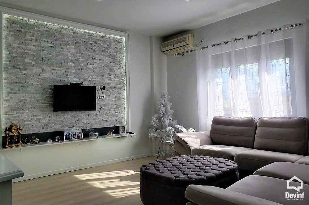 Apartment For Sale Bajram Curri Boulevard, in front of Delijorgji complex-Tirane Albania - 2 bedrooms + livingroom + kitchen