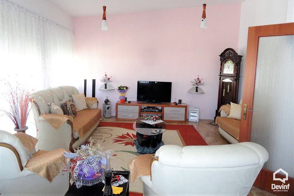 Apartment For Sale near Dry Lake Tirane Albania - 4 bedrooms + livingroom + kitchen
