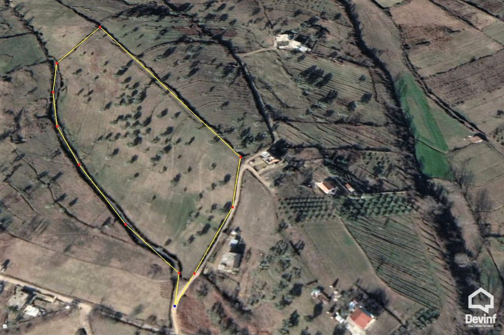 Land For Sale The land is positioned in Lundra area Tirane Albania -