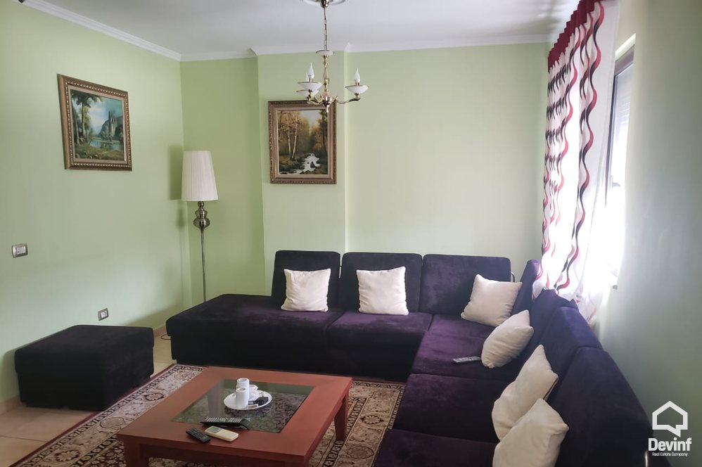 Me Qera Apartment 2 bedrooms + livingroom + kitchenette Apartment in Blloku area. Tirane