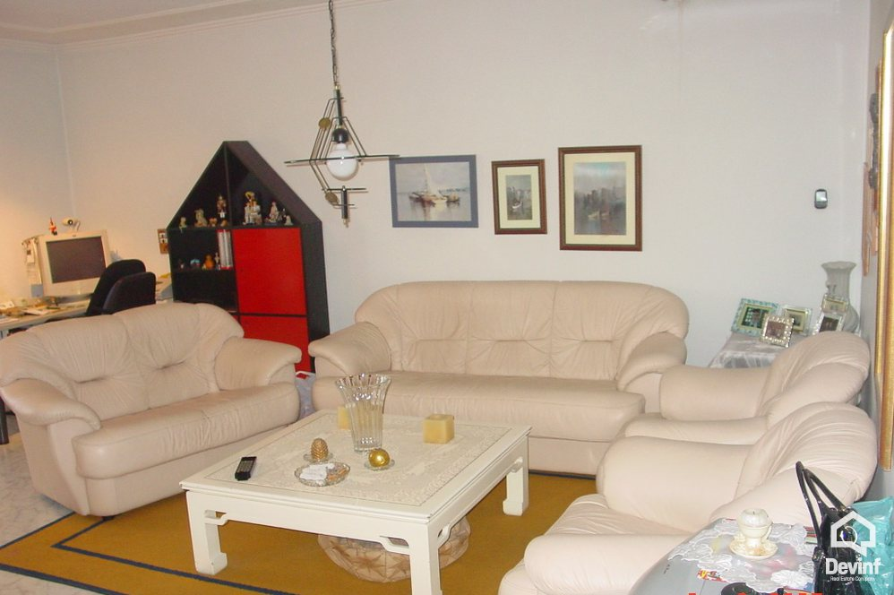 Ne Shitje Apartment 2 bedrooms + livingroom + kitchenette Street Karl Gega near the Train Station Tirane
