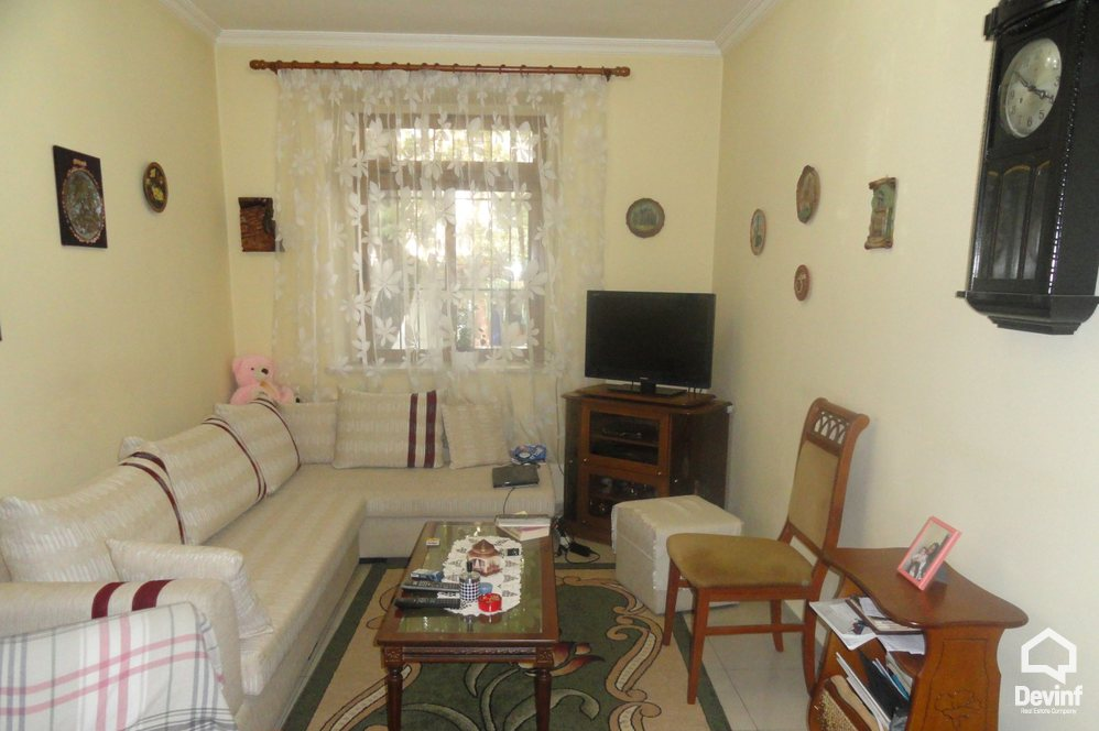 Ne Shitje Office 2 bedrooms + livingroom + kitchenette Myslym Shyri Road Tirane