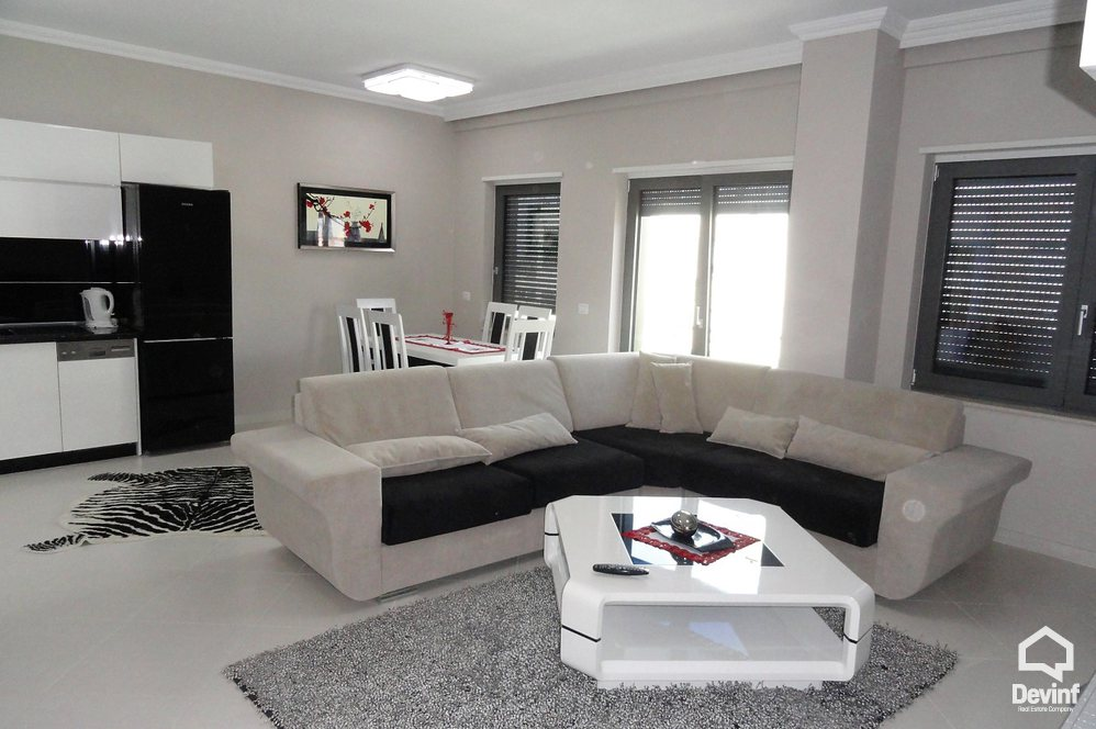 Me Qera Apartment 2 bedrooms + livingroom + kitchenette Apartment in Str. Durresit Tirane