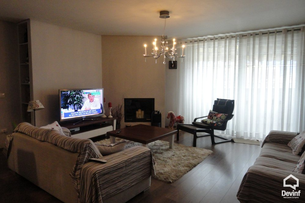 Ne Shitje Apartment 2 bedrooms + livingroom + kitchenette New building near the University of the Arts Tirane