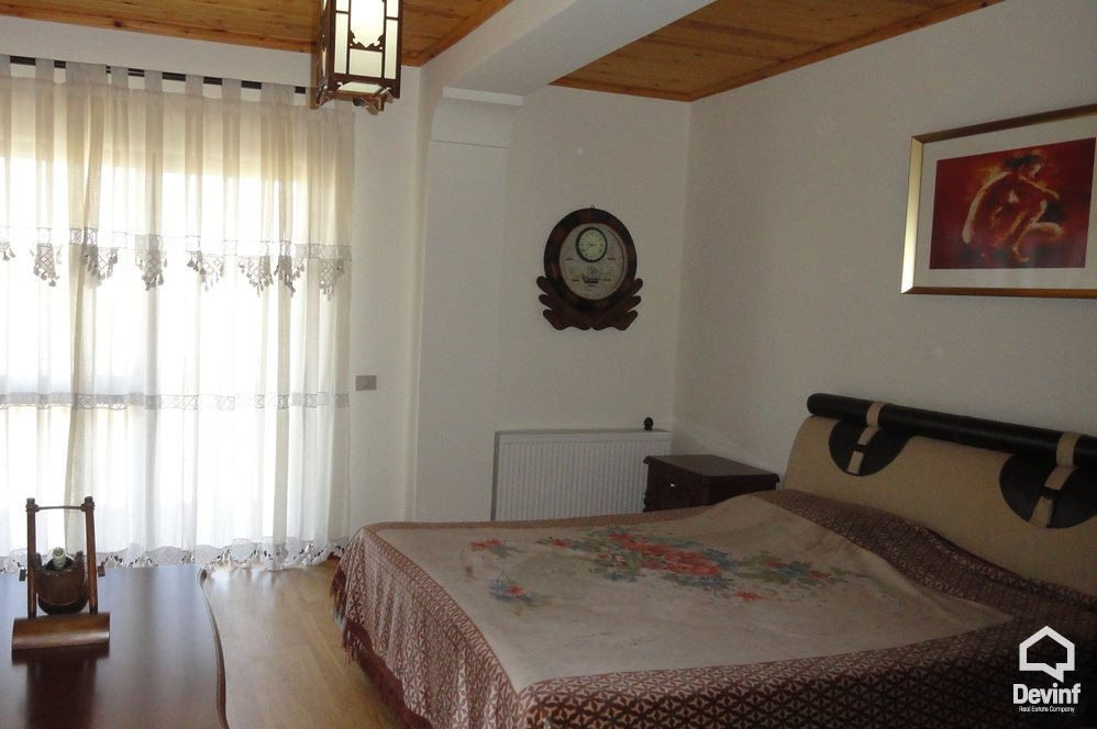 Villa For Sale in Tirane 2 bedrooms + livingroom + kitchenette - Albania Real Estate