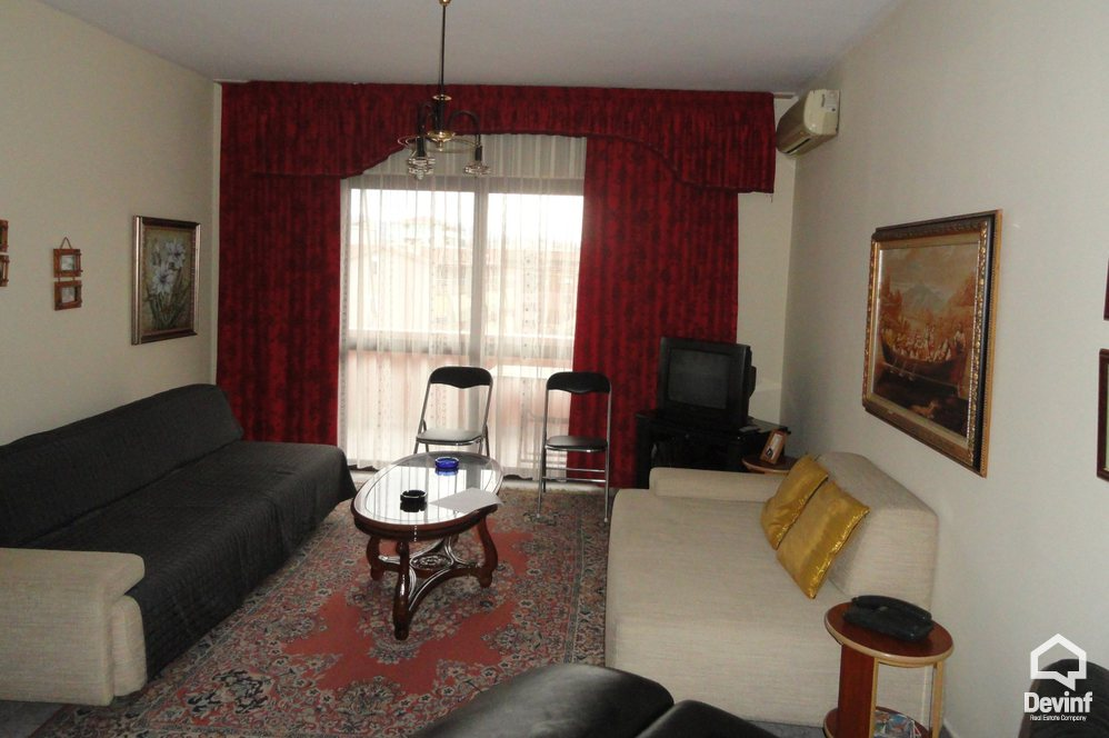 Ne Shitje Apartment 2 bedrooms + livingroom + kitchenette Dibra Street  Tirane