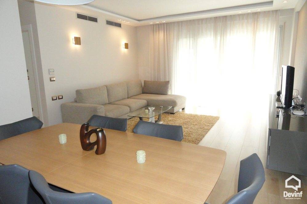 Me Qera Apartment 3 beds + livingroom + kitchen Apartment located at the Lake of Tirana area in the Str. Sami Frasheri Tirane
