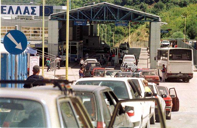 Greqia shtyn vendimin për të hapur kufirin me Shqipërinë!