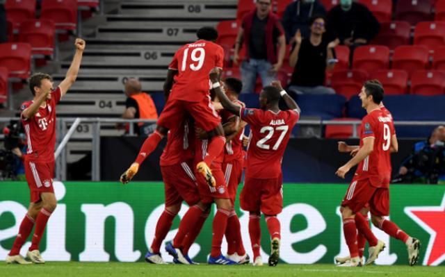 Bayern Munchen fiton Superkupën e Evropës