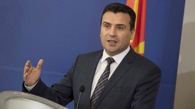 Kryeministri Zaev: Ne dhe populli shqiptar kemi përpara rrugën e