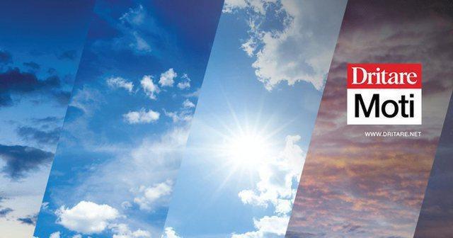 Temperaturat mbi 41 gradë celsius/ Njihuni me parashikimin e motit për