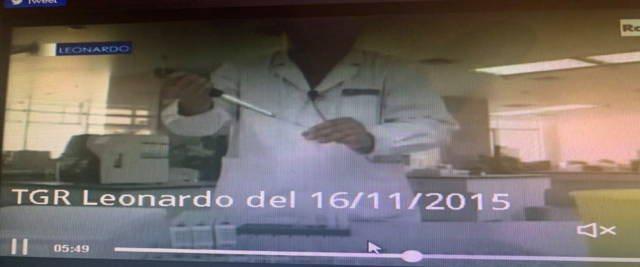 Kronika e 2015 e Tg 2: Një supervirus u krijua në një laborator