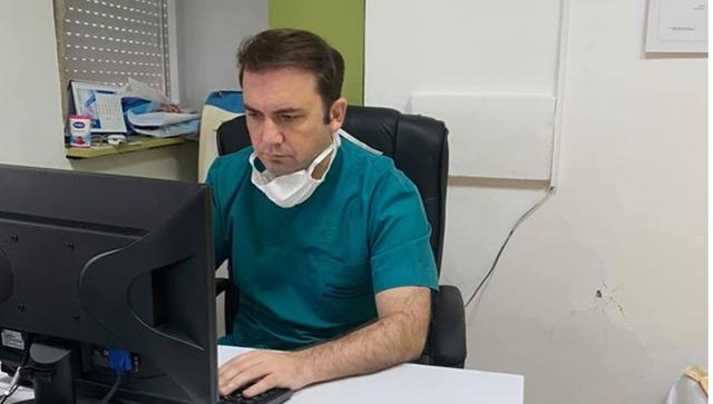 Edhe Zv.kryeministri shqiptar, rinis punën si mjek