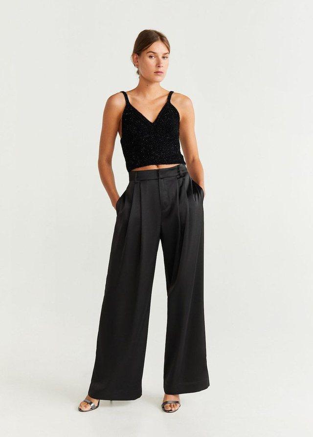 Jo të shkurtrat, këto pantallona të gjata janë trendi i