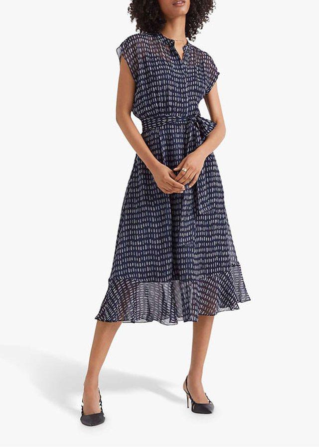 Frymëzohuni nga veshjet e Meghan Markle, për fustane pranverore