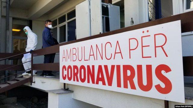 Rritet sërish numri i të infektuarve me koronavirus në