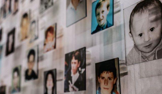 Ekspozita/ Publikohen fotot dhe emrat e fëmijëve të vrarë