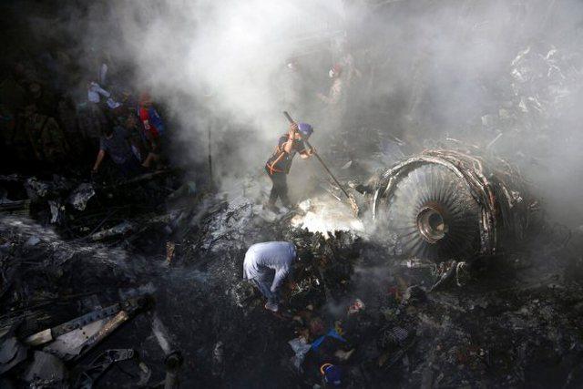 Flet pasagjeri i mbijetur nga rrëzimi i avionit ku humbën jetën