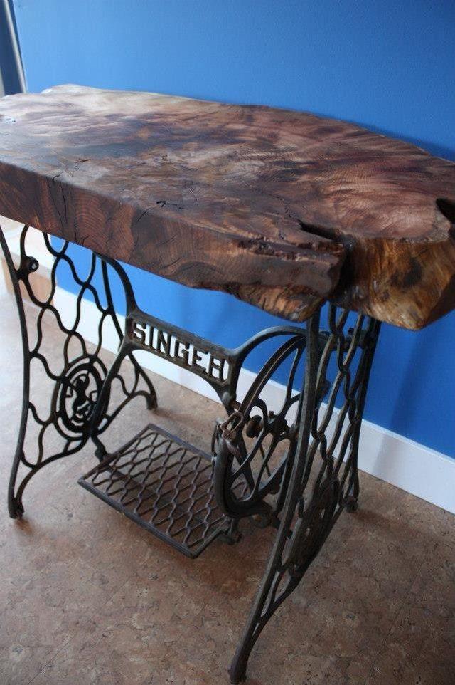 Foto/ Disa ide fantastike, si t'i bëni vetë mobiliet prej druri