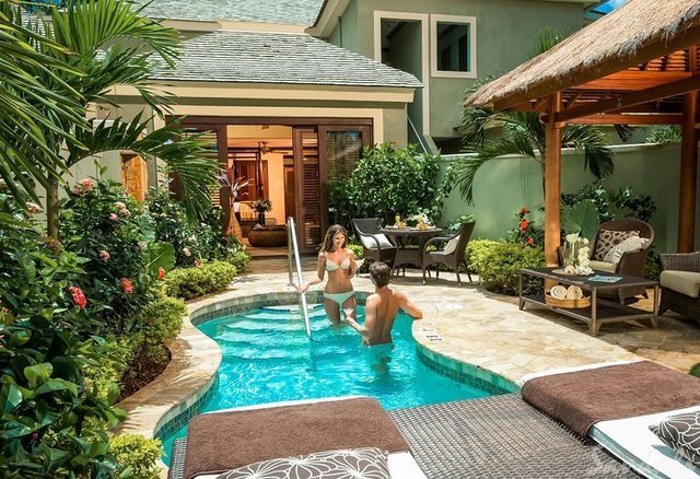 Ide për pishina të vogla në oborr!