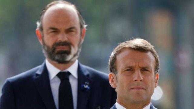Jep dorëheqjen kryeministri francez