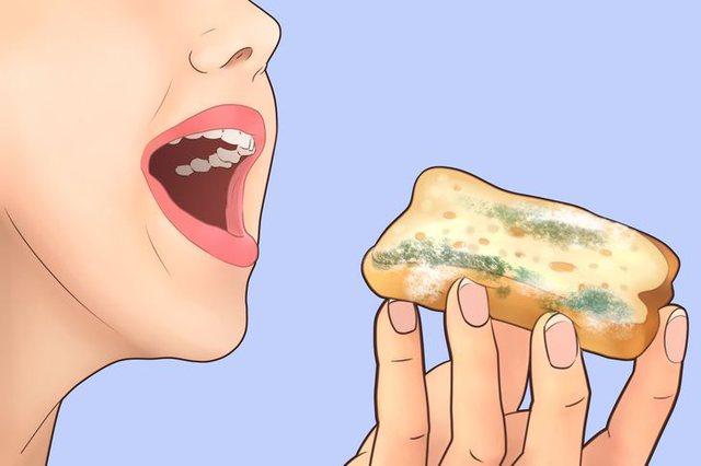Çfarë ndodh nëse hamë ushqim të mykur!