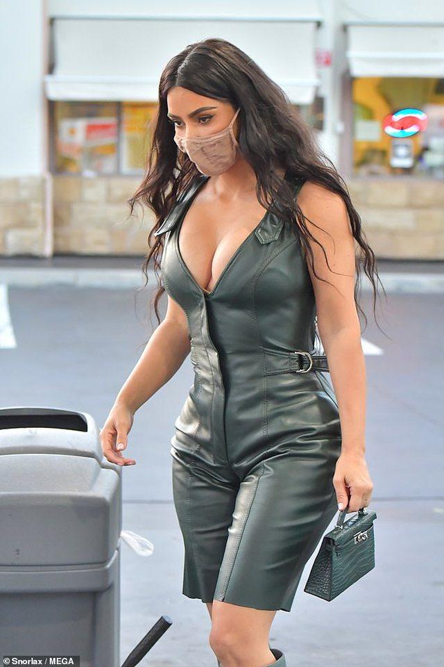 Kim Kardashian kishte një arsye të fortë për t'u