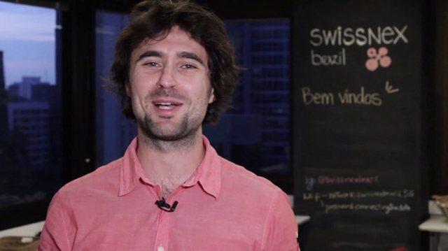 Endri Dibra shqiptari nga Zvicra që rrëmbeu çmimin Inovacioni i