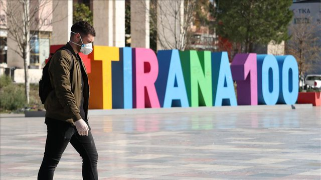 Koronavirusi/Tirana me shifra të frikshme!