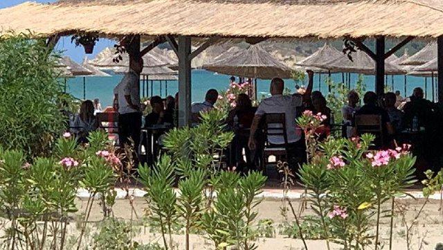 Rama takim me strukturat e PS, në bregdetin e Vlorës!