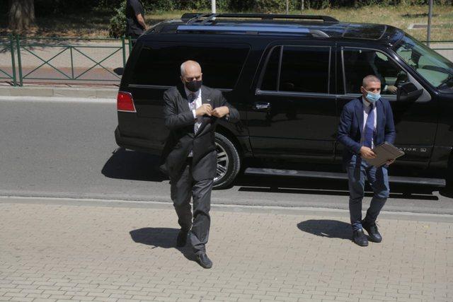 Foto/ Rama përballë dy opozitave në Këshillin Politik!