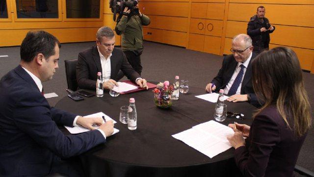 Opozita pranon ftesën e Gjiknurit/Këshilli Politik, mblidhet