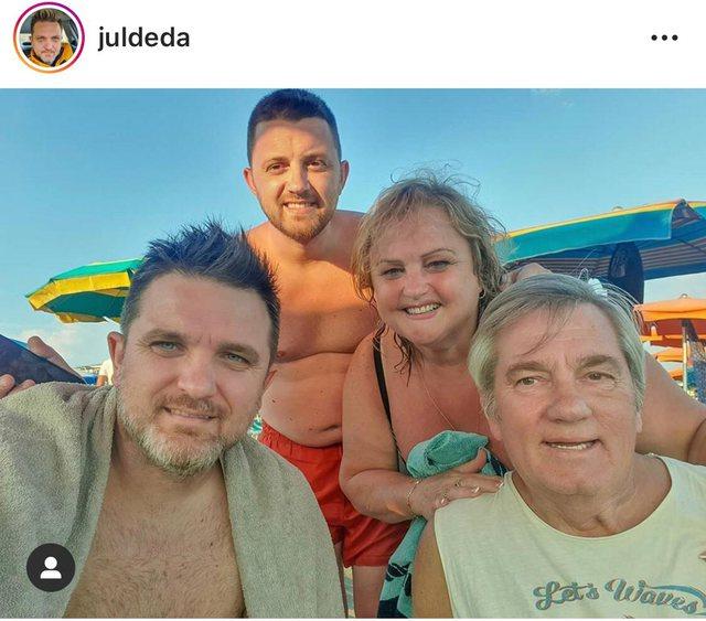 Foto/ Fundjava e nxehtë çon gjithë vipat në plazh