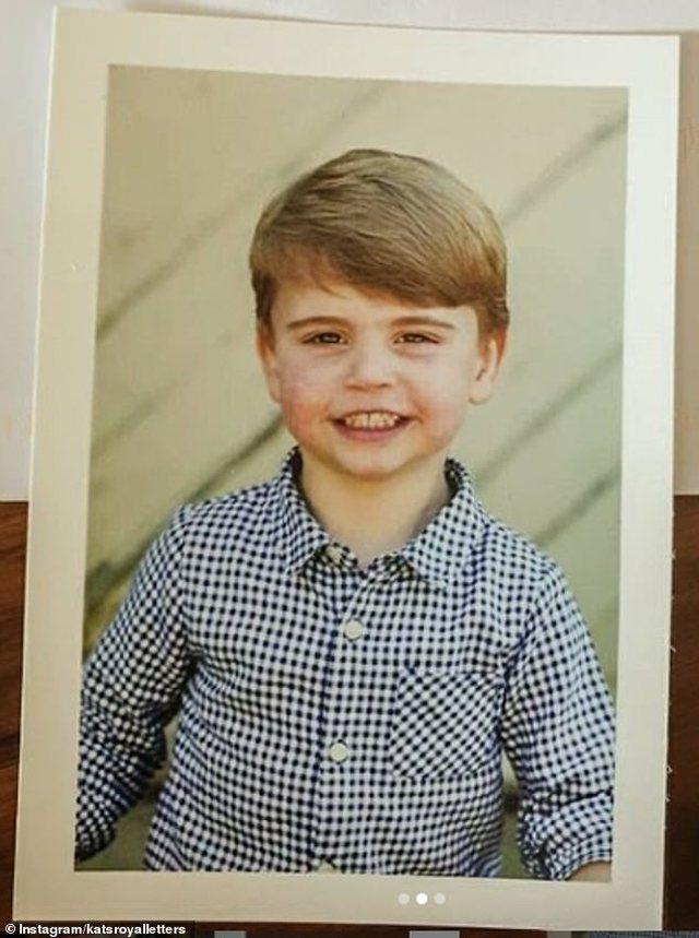 Kjo foto e sapopublikuar e princit Louis do t'ju zbukurojë ditën!