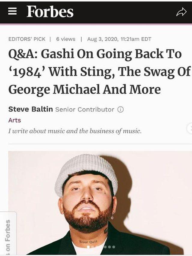Goxha arritje/ Gashi po sjell një këngë me Sting!