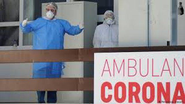 Bie numri i të infektuarve dhe viktimave nga koronavirusi, në