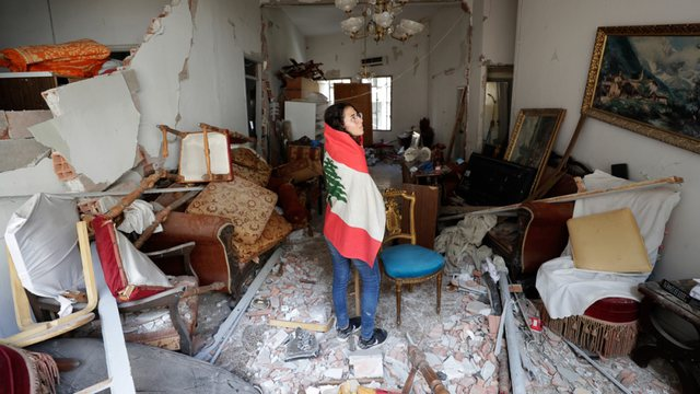 Dy ministra të tjerë japin dorëheqje në Liban, shkon në